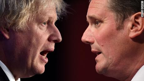 Both UK Prime Minister Boris Johnson and Labour Party leaderKeir Starmer have been fielding questions on trans rights.