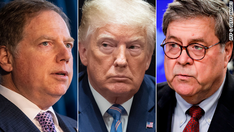 Fiercely independent New York prosecutors won't be cowed by Barr and Trump