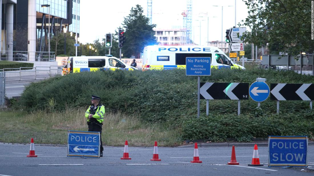 Three dead in stabbing incident in Reading, England