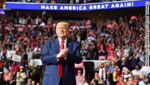Trump says he wanted testing slowed down, uses racist term for coronavirus