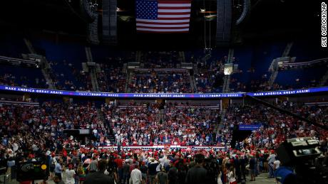 Dozens of Secret Service agents will be quarantined after Trump's Tulsa rally