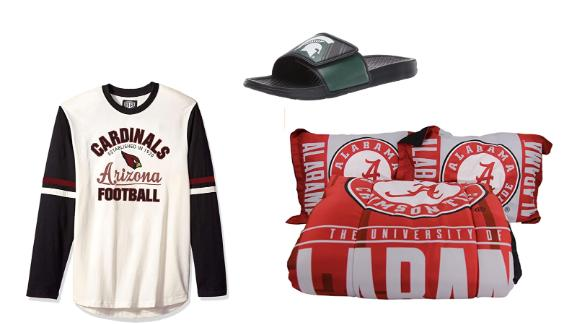 NBA, NFL, NCAA, NHL and more fan gear