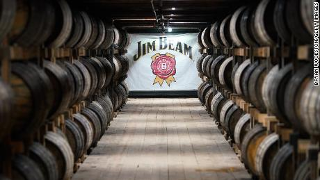 American whiskey distillers are down $340 million thanks to Trump's trade wars
