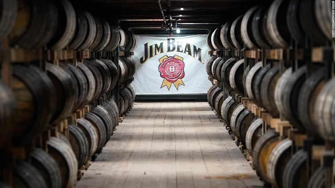 EU tariffs: American whiskey distillers are out $340 million