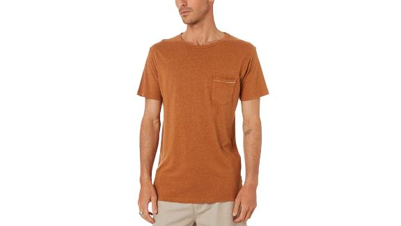 Mollusk Men's Hemp Pocket T-Shirt