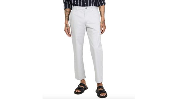 Club Monaco Men's Cropped Pants