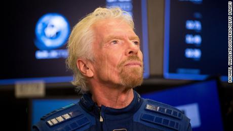 Virgin Galactic will help train astronauts for NASA