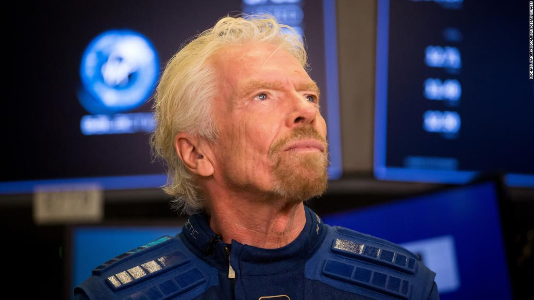 Virgin Galactic to help train astronauts for NASA