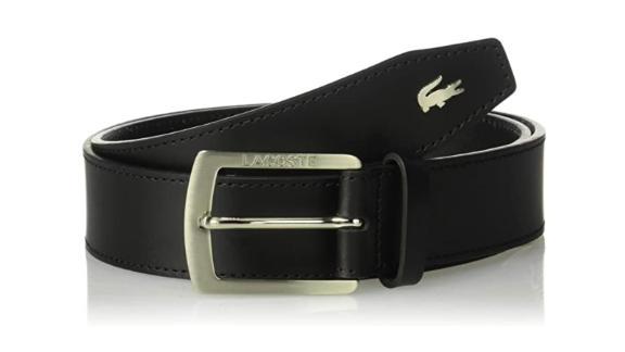 Lacoste Men's Thick Buckle Belt