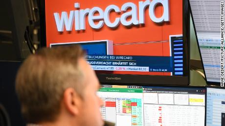 Wirecard says missing $2 billion never existed. Its stock is down 85% in 3 days