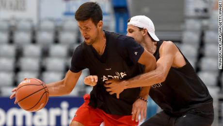 Djokovic 'deeply sorry' for Adria Tour after Covid-19 positive test