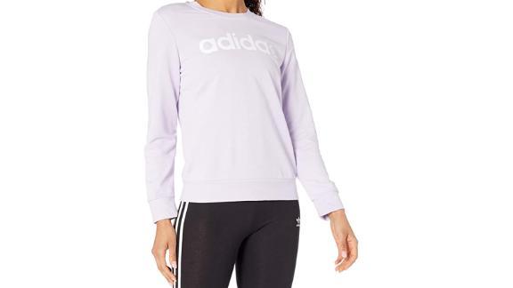 Adidas Women's Linear Sweatshirt