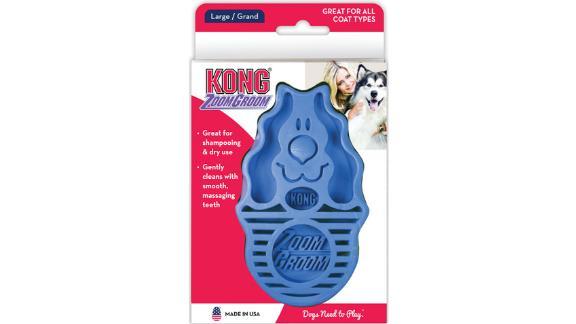 Kong Dog ZoomGroom Multi-Use Brush