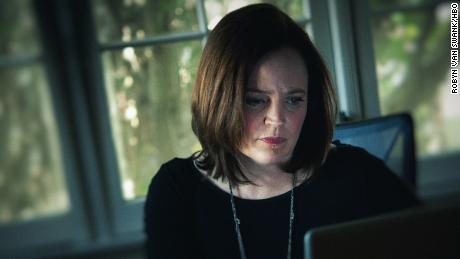 Michelle McNamara, author of 'I'll Be Gone in the Dark.'