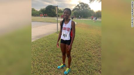 Trude Lamb, a top runner at Robert E. Lee High School in Tyler, Texas, is refusing to wear her school's jersey unless the name is changed.