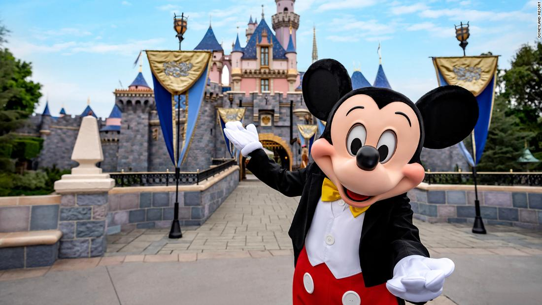 Disneyland fans ask: Should I go when it eventually reopens? | CNN Travel