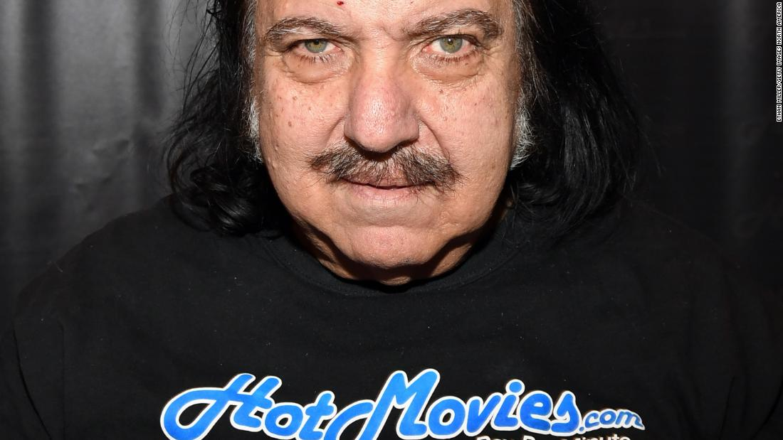 Photo of Ron Jeremy, porn star, charged with sexually assaulting four women | Lisa Respers France and Cheri Mossburg, CNN