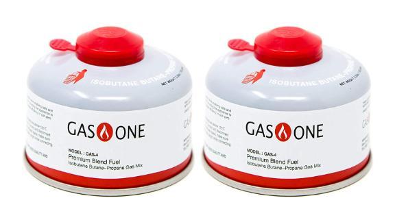 GasOne Camping Fuel Blend, 2-pack