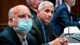 Fauci says Covid-19 vaccine might not get us the herd immunity we need