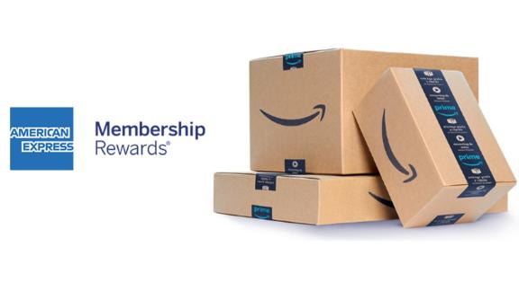 Get up to 50% off at Amazon with your American Express card thumbnail