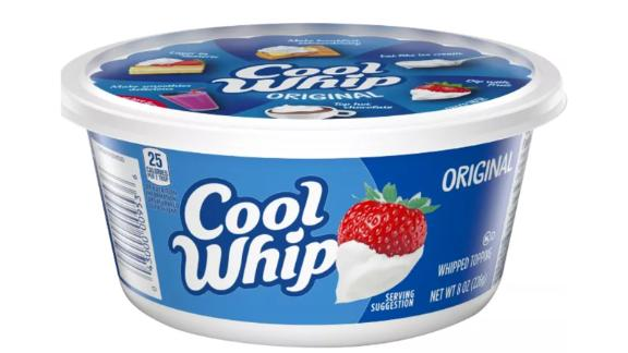 Cool Whip Original Frozen Whipped Topping - 8 ounces
