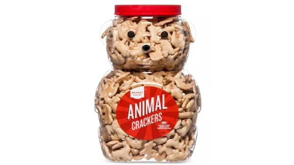 Market Pantry Animal Crackers - 46 oz Bear Barrel