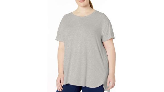 Amazon Essentials Women's Plus Size Studio Relaxed-fit Lightweight Crewneck T-Shirt