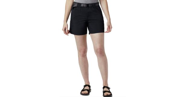 Columbia Women's Sandy River Breathable Cargo Short with UPF 30 Sun Protection