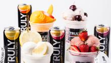 Truly Hard Seltzer has a new lineup of ice cream and sorbet.