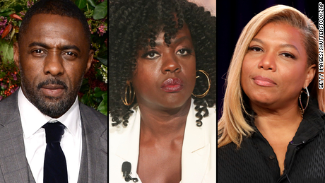 Idris Elba, Viola Davis and Queen Latifah among the 300 artists of color driving Hollywood change