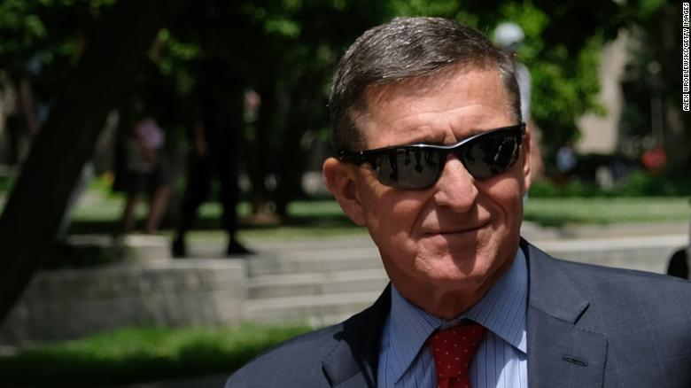 Decision to drop Michael Flynn case was 'corrupt and politically motivated,' court-appointed lawyer says