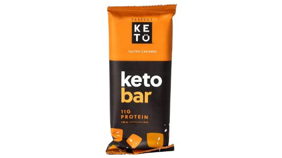 Perfect Keto Bars, 12 Pack