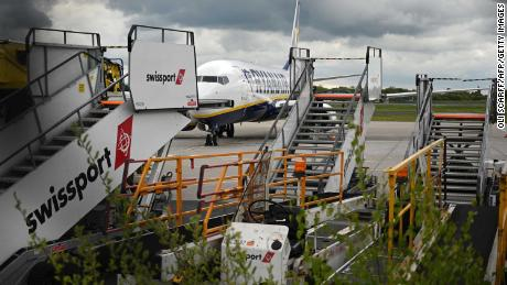 4,000 airport jobs to go in UK and Ireland as Swissport slashes workforce