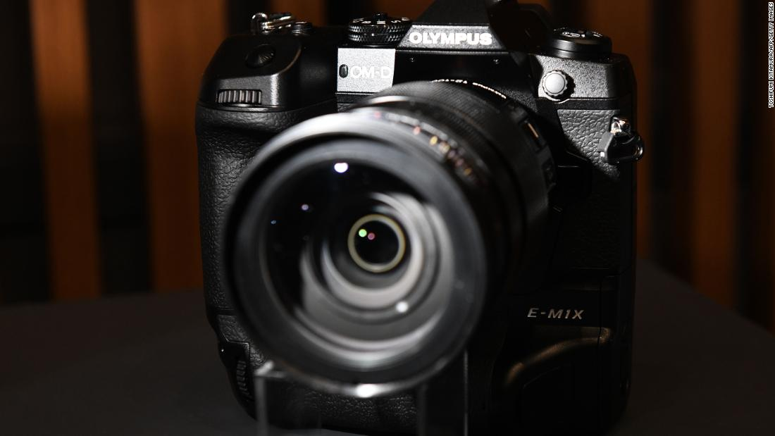 Olympus is getting out of the camera business