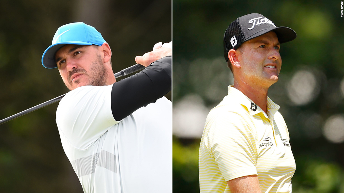 5 golfers withdraw from PGA Tour event over potential coronavirus exposures