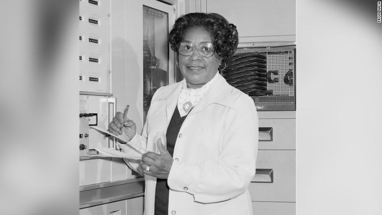 NASA's DC headquarters is being renamed for 'Hidden Figures' scientist Mary Jackson