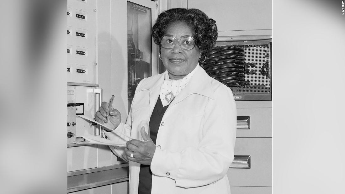 NASA will name its headquarters after Mary W. Jackson, the agency's first African American female engineer thumbnail