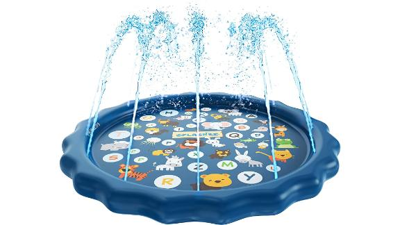 SplashEZ USA 3-in-1 Splash Pad