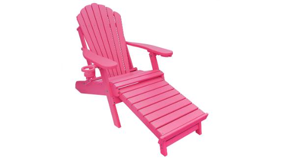 Outer Banks Deluxe Folding Adirondack Chair