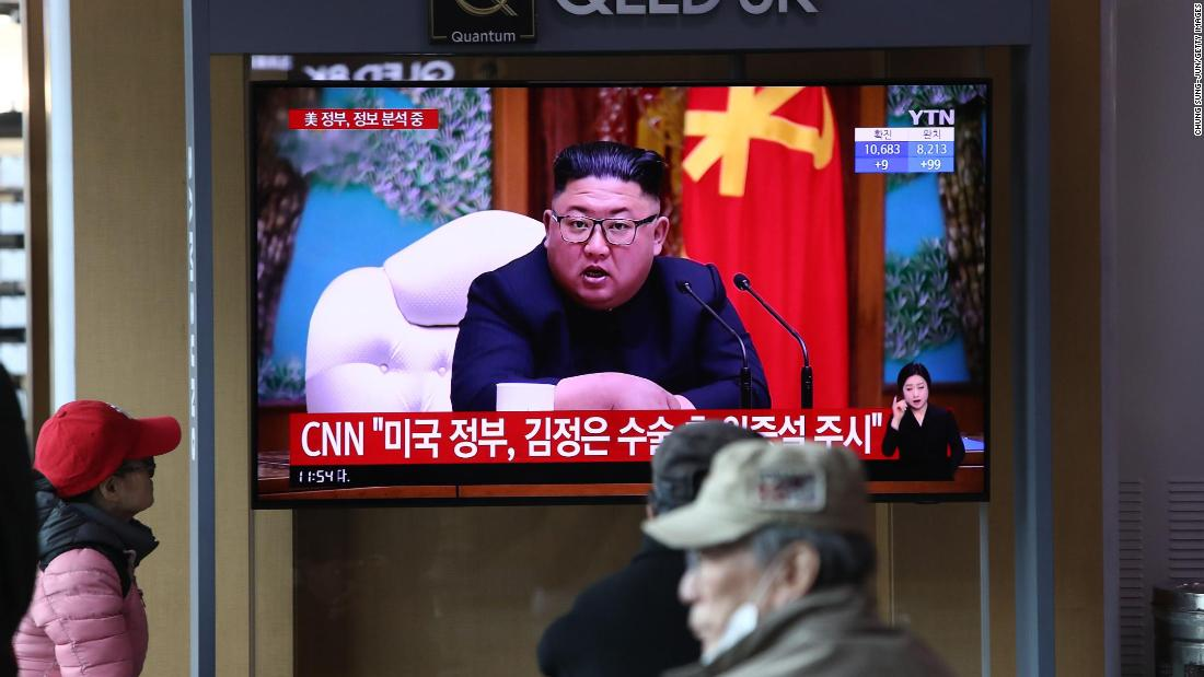 North Korea suspends plans for increased military pressure against the South
