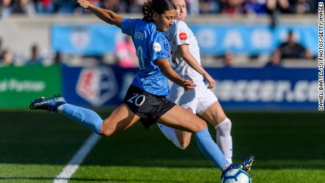 The National Women's Soccer League is returning to action on Saturday, June 27, 2020.