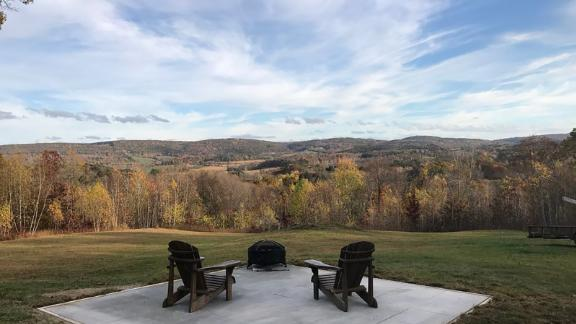 Panoramic Views in Ancramdale, New York