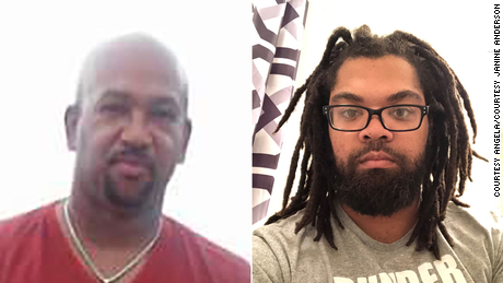 Ron Holder (left) and DeQuan Anderson (right) were Dollar General employees who were both killed on the job during armed robberies. (Courtesy Angela/Courtesy Janine Anderson)