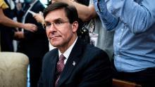 Trump fires Secretary of Defense Mark Esper