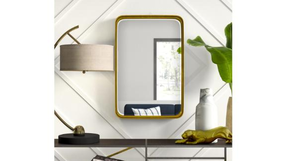 Mercury Row Lugo Modern & Contemporary Beveled Accent Mirror