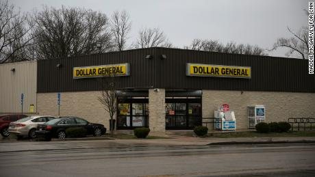 This Dollar General store on N Gettysburg Ave in Dayton is where Dave Dukes said he experienced four robberies in just a year on the job.
