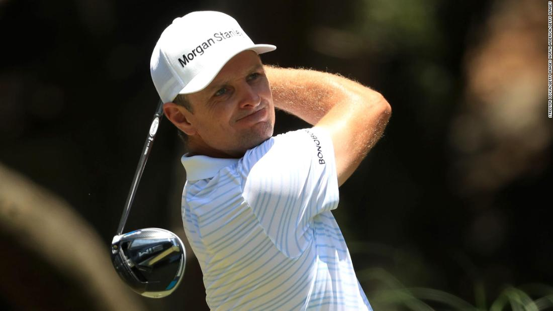As PGA Tour hit by Covid-19 outbreak, Justin Rose feels 'very safe'