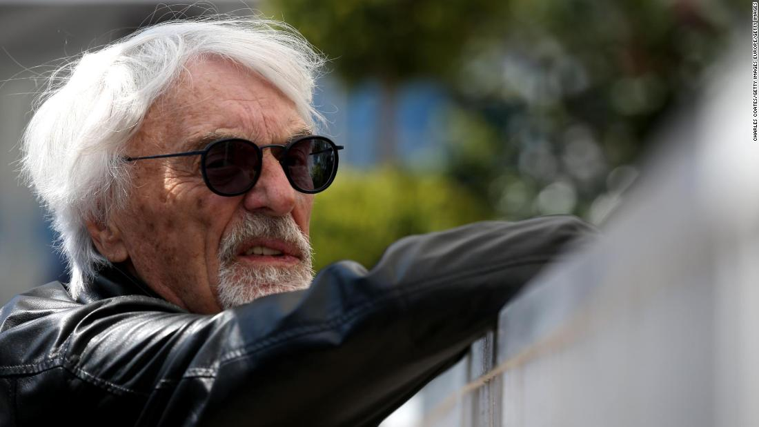 Ecclestone: Often 'Black people are more racist than White people'