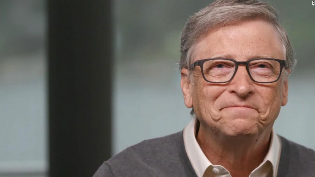 Bill Gates at town hall: We're 'not even close' to doing enough for this pandemic thumbnail