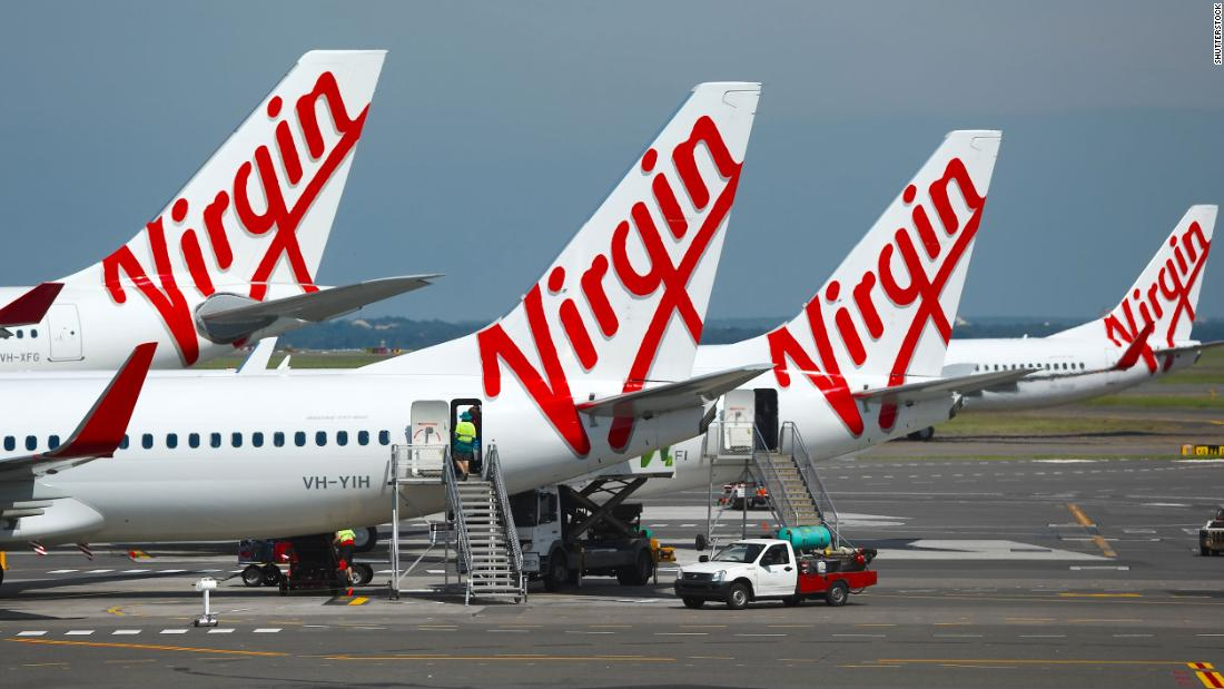 Virgin Australia finds new proprietor in US personal fairness agency Bain Capital - CNN thumbnail